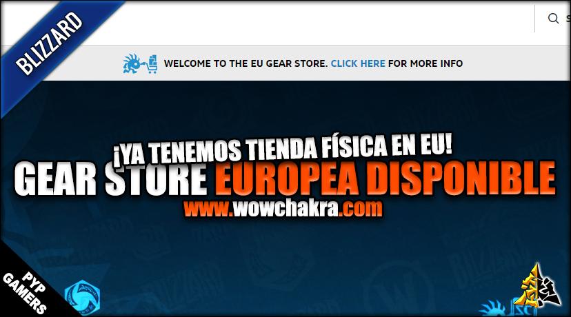 Blizzard Store Eu