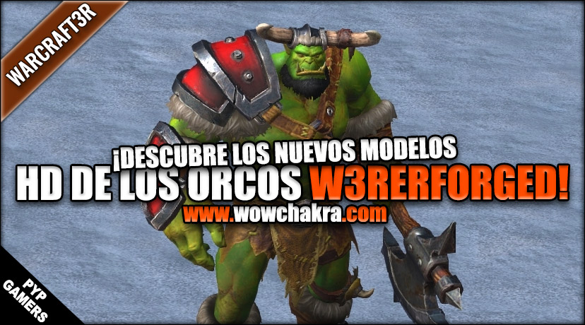 peon orco warcraft 3