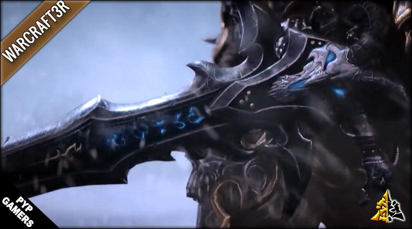Teaser Cinematica Cgi Arthas Vs Illidan De Warcraft Iii Reforged