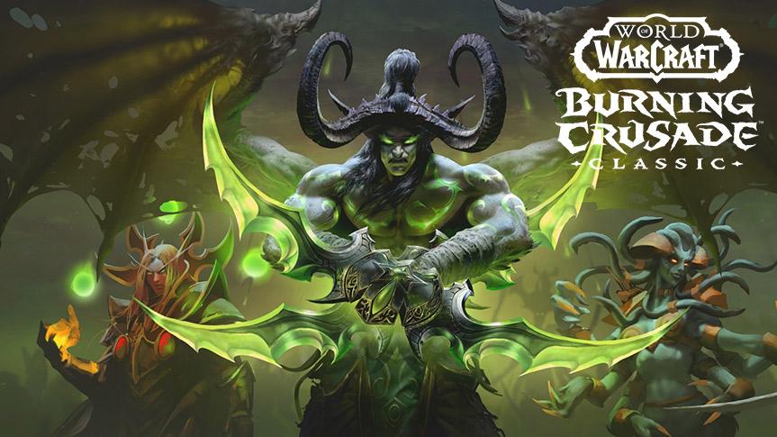 Repaso a fondo de World of Warcraft: Burning Crusade Classic