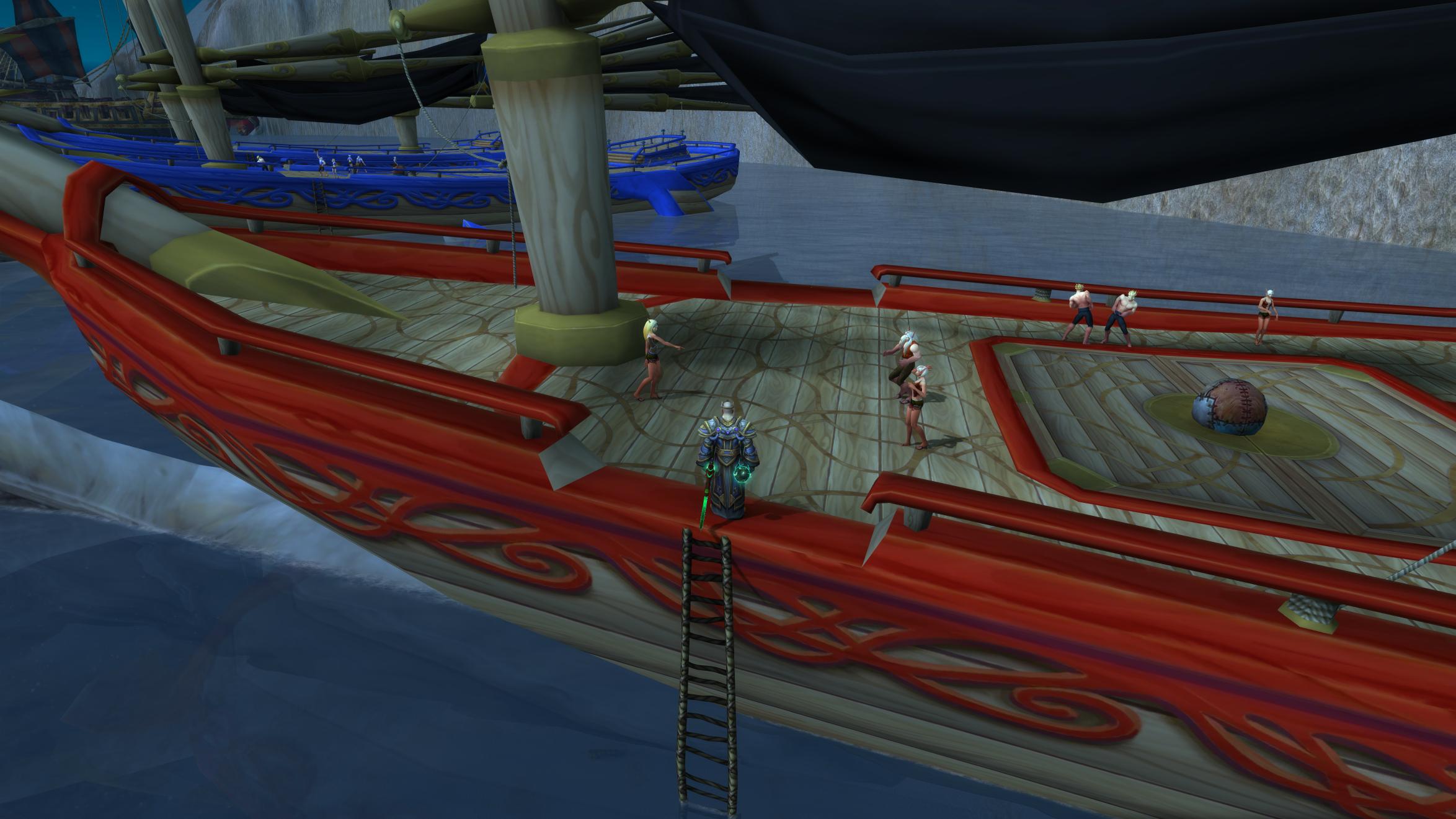 Guía de Evento: Azote de los Mil Barcos