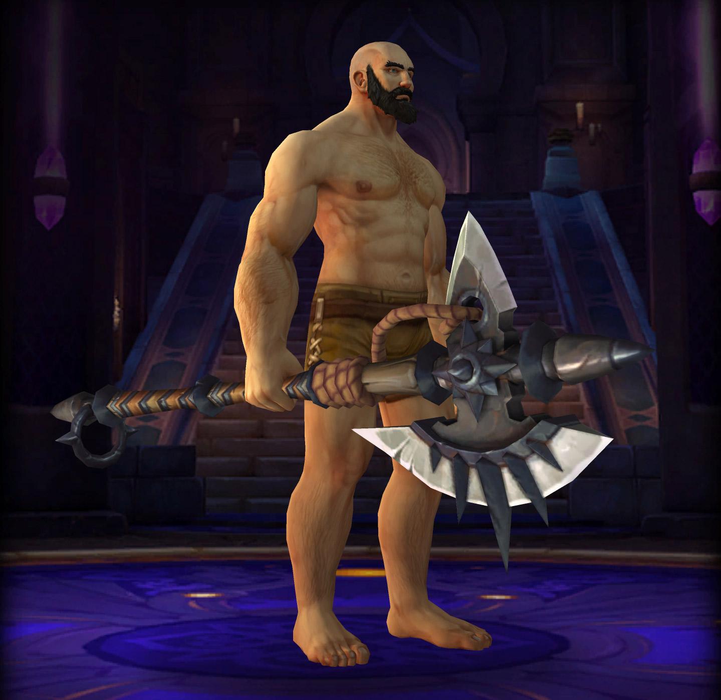 Modelos 3D de las armas y escudos de las mazmorras de Battle for Azeroth ¡Conócelas!