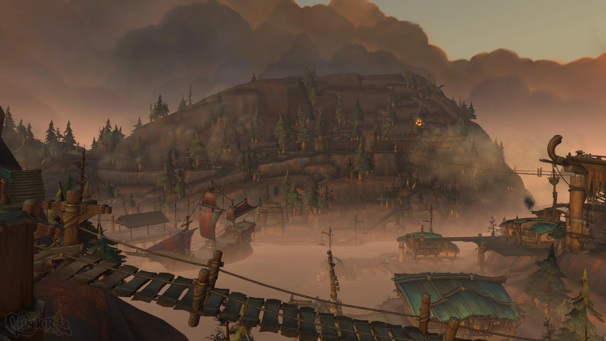 Fuerte Libre nueva mazmorra de Battle for Azeroth | Vista preliminar
