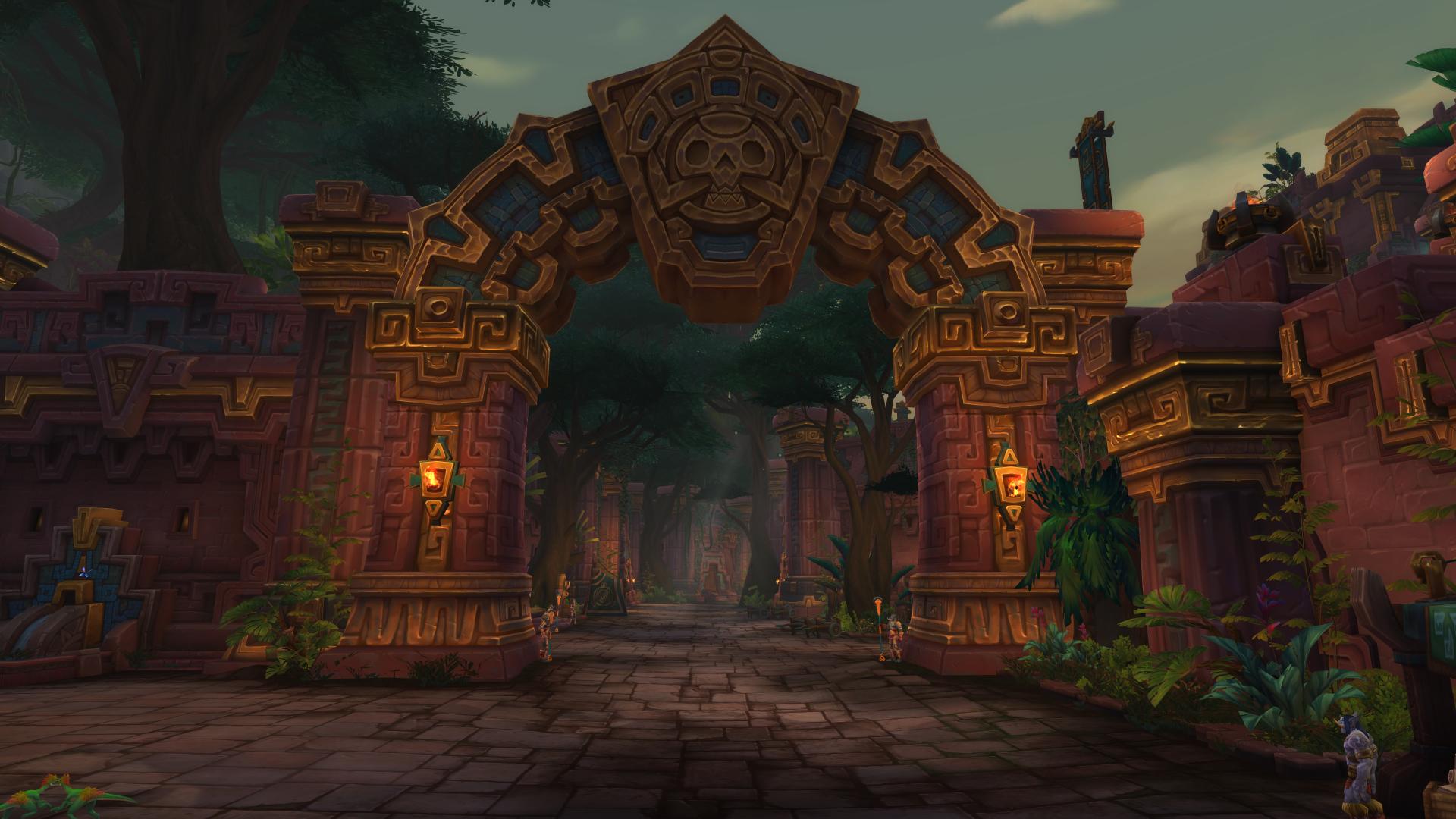 Guía Zuldazar | Zonas de Battle for Azeroth