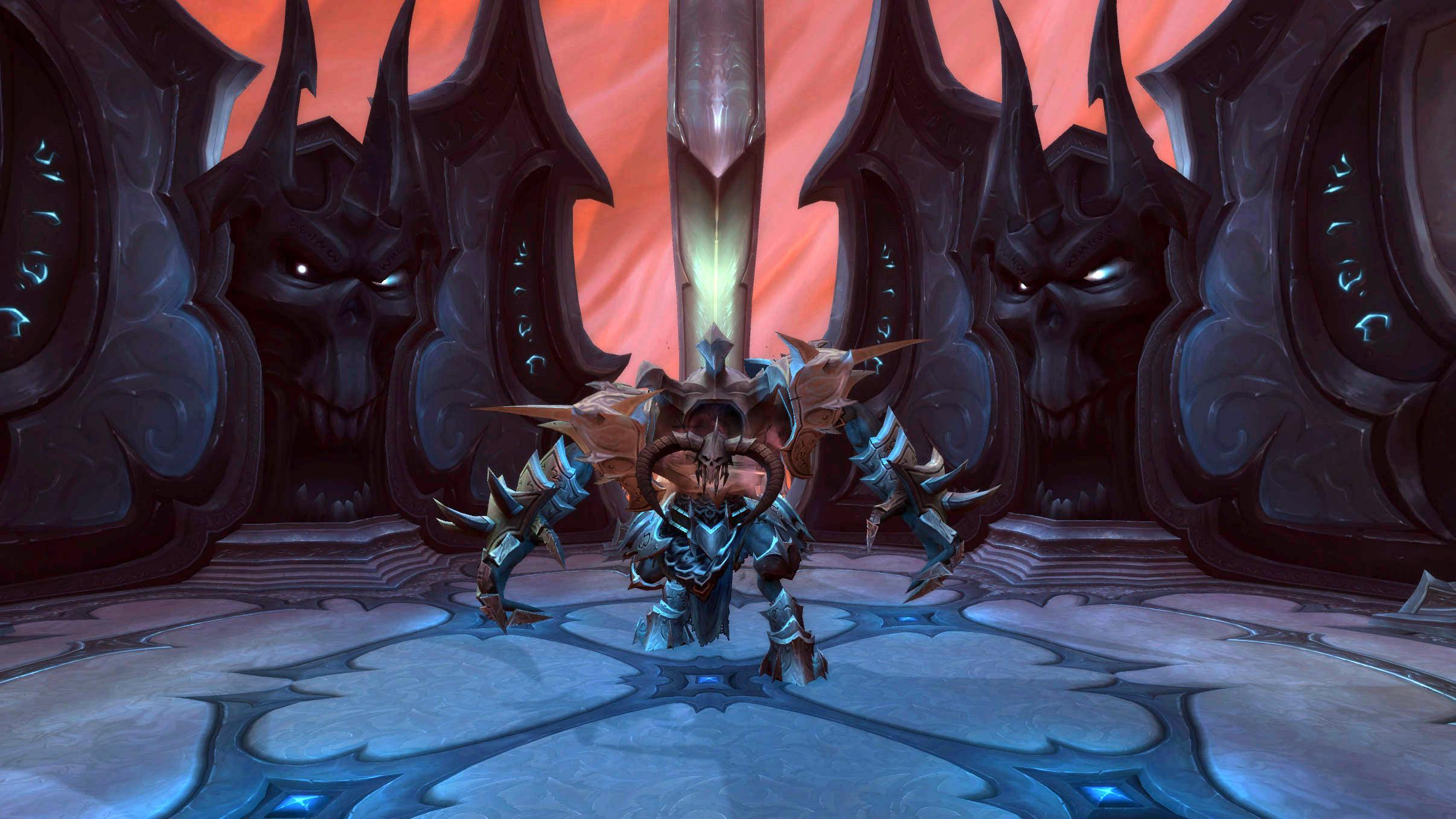 Así es la banda Sagrario de Dominación en el Parche 9.1