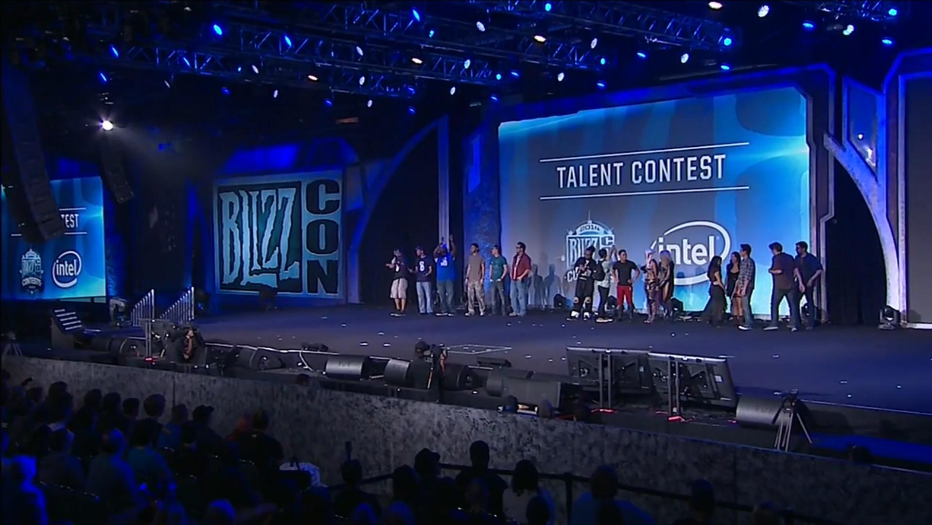 BlizzCon 2014: Concursos y Disfraces