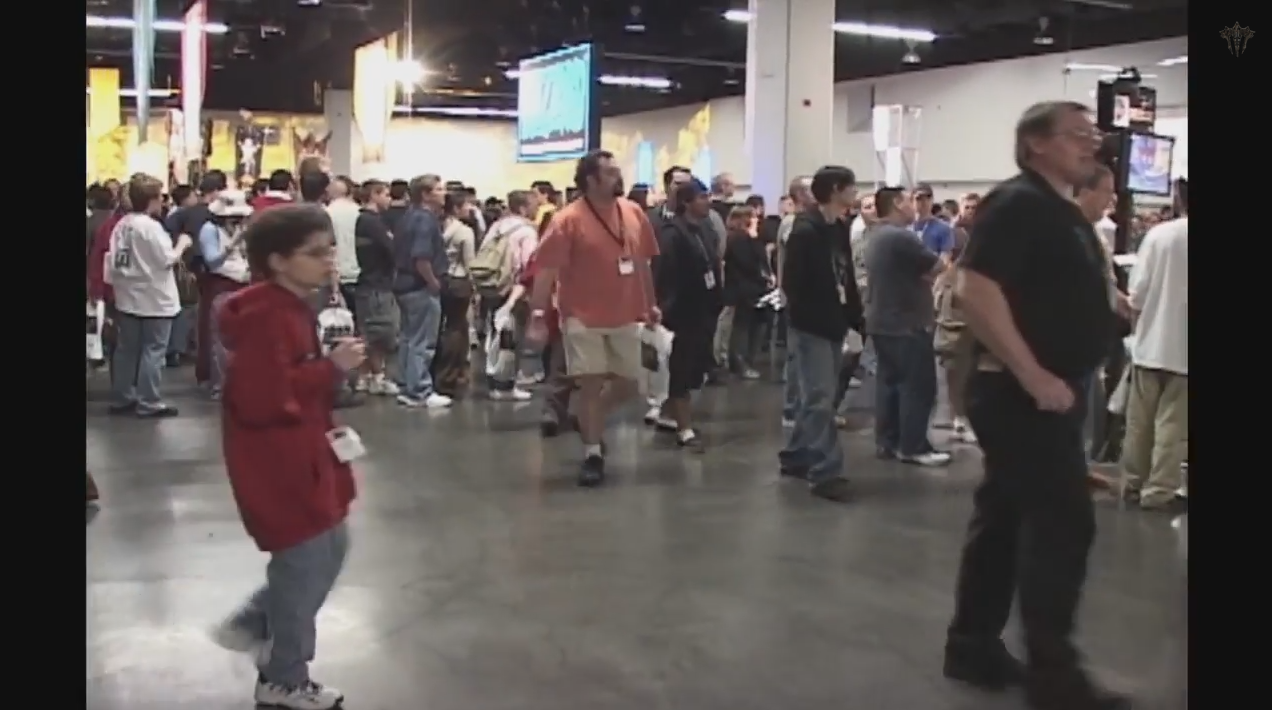 BlizzCon 2014: Documental Looking for Group