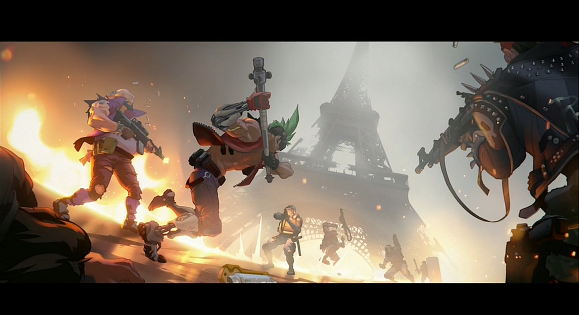 BlizzCon 2014: Nuevo juego OVERWATCH