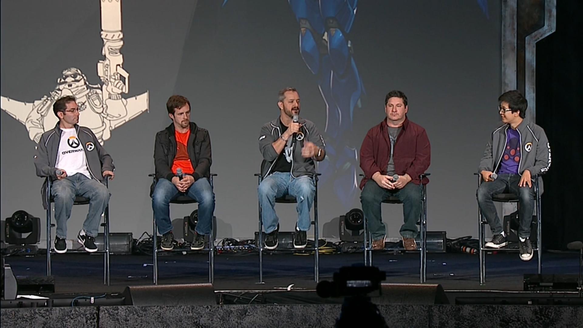 BlizzCon 2014: Overwatch los orígenes