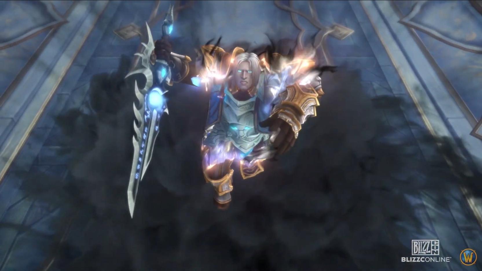 World of Warcraft: Lo que nos depara el futuro | Panel BlizzConline