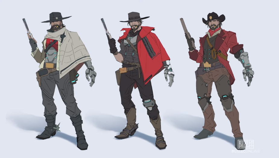 Entre bastidores de Overwatch 2   Panel BlizzConline