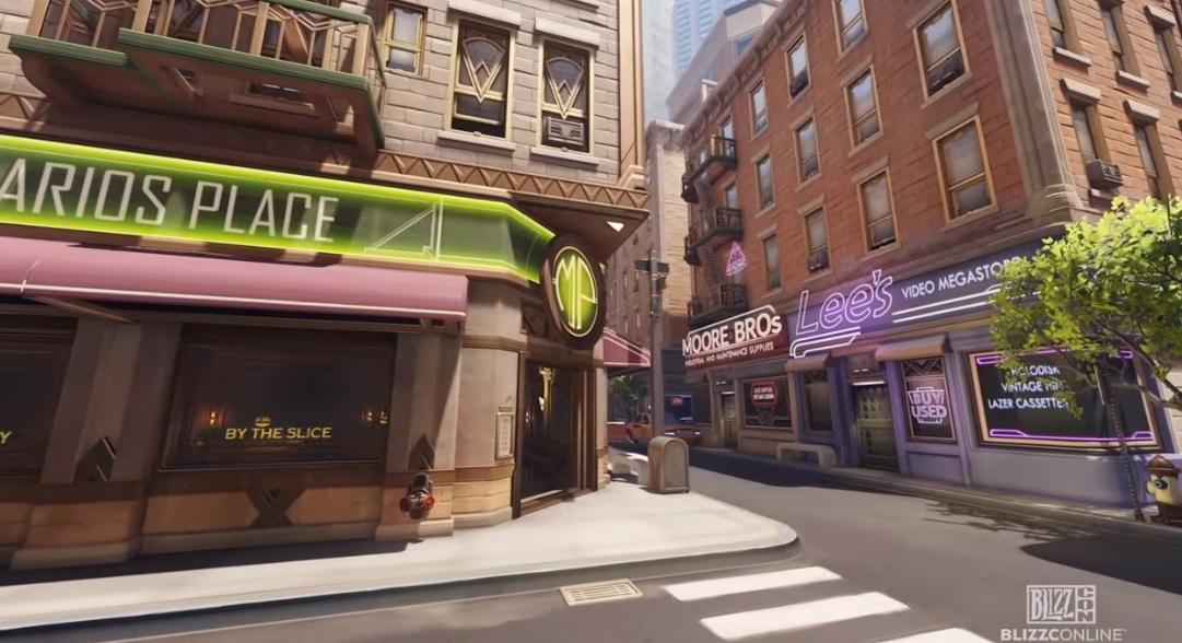 Nuevos Mapas de Overwatch 2 | BlizzConline