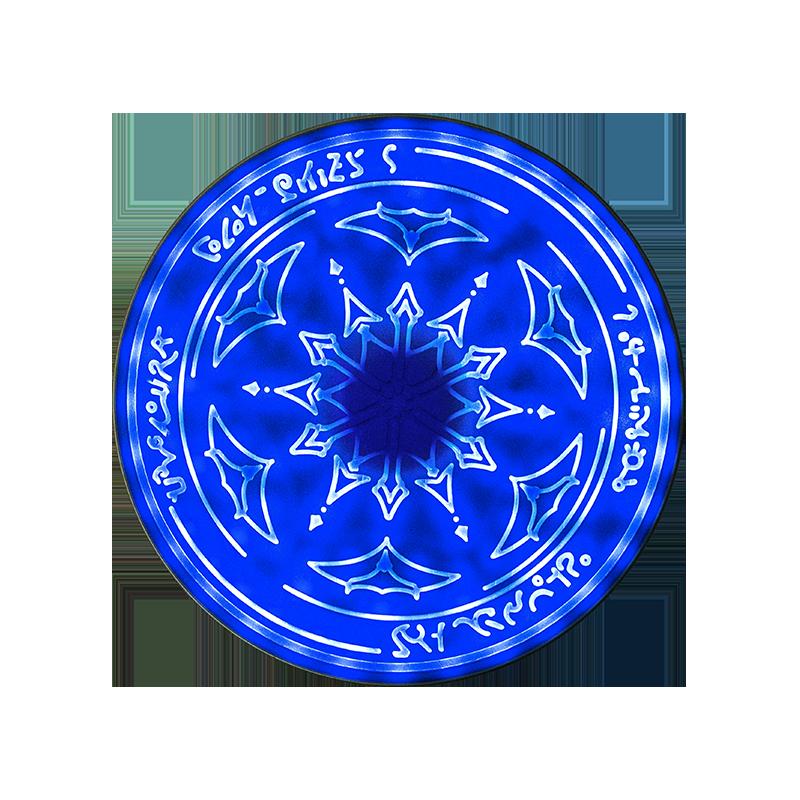 Cargador inalámbrico personalizado de Jaina y Sylvanas