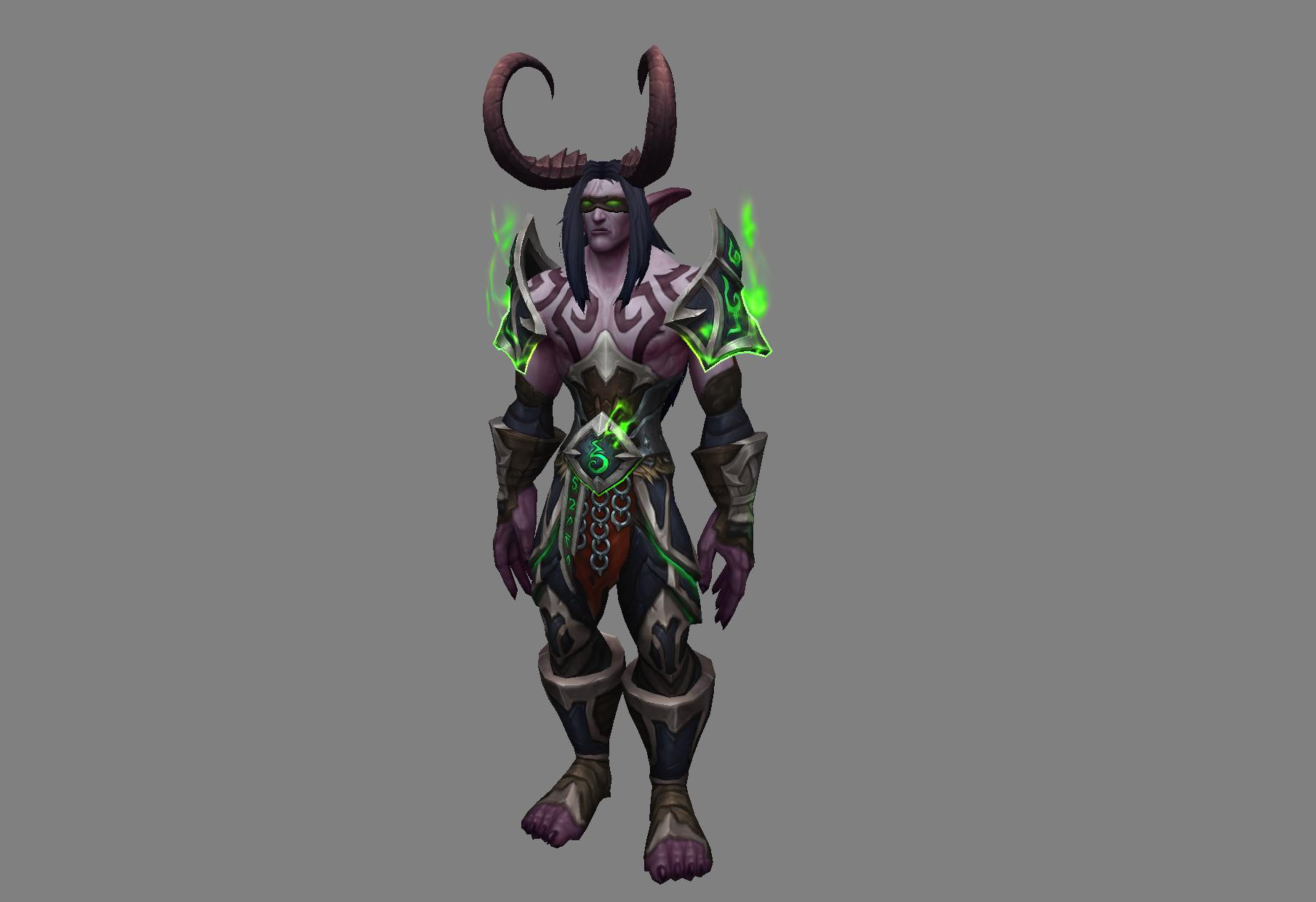 Nueva Clase Héroe: Cazadores de Demonios (Toda la info Actualizada)