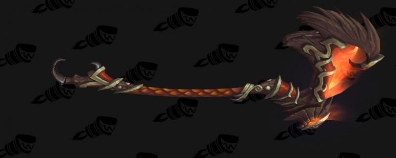 [Legion] Artefactos del Druida