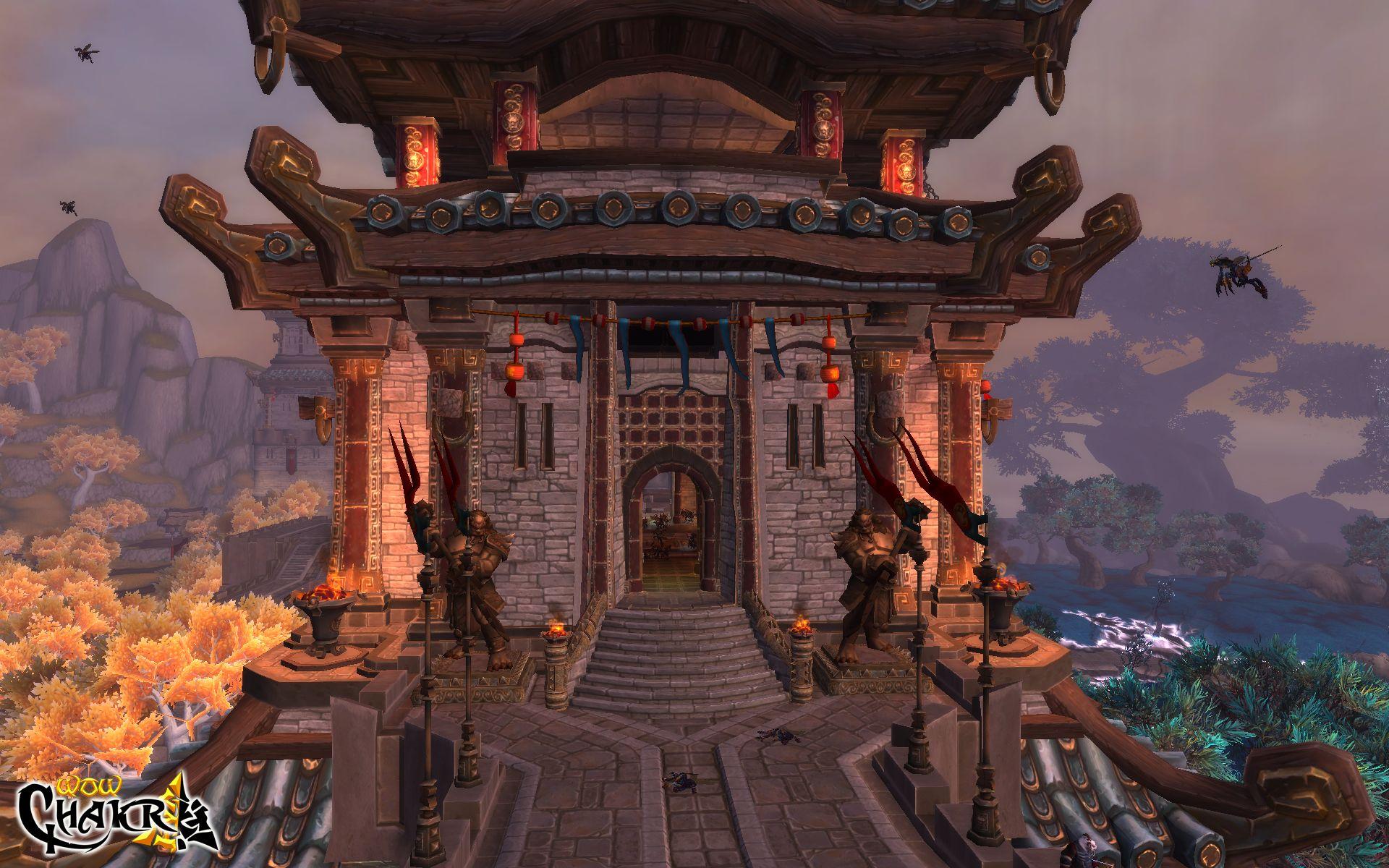 Nueva Zona: Estepas de Tong Long
