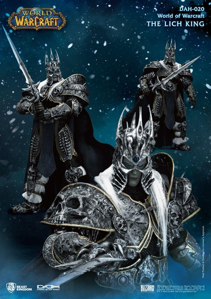Figura del Rey Exánime por Beast Kingdom ya disponible en la Gear Store