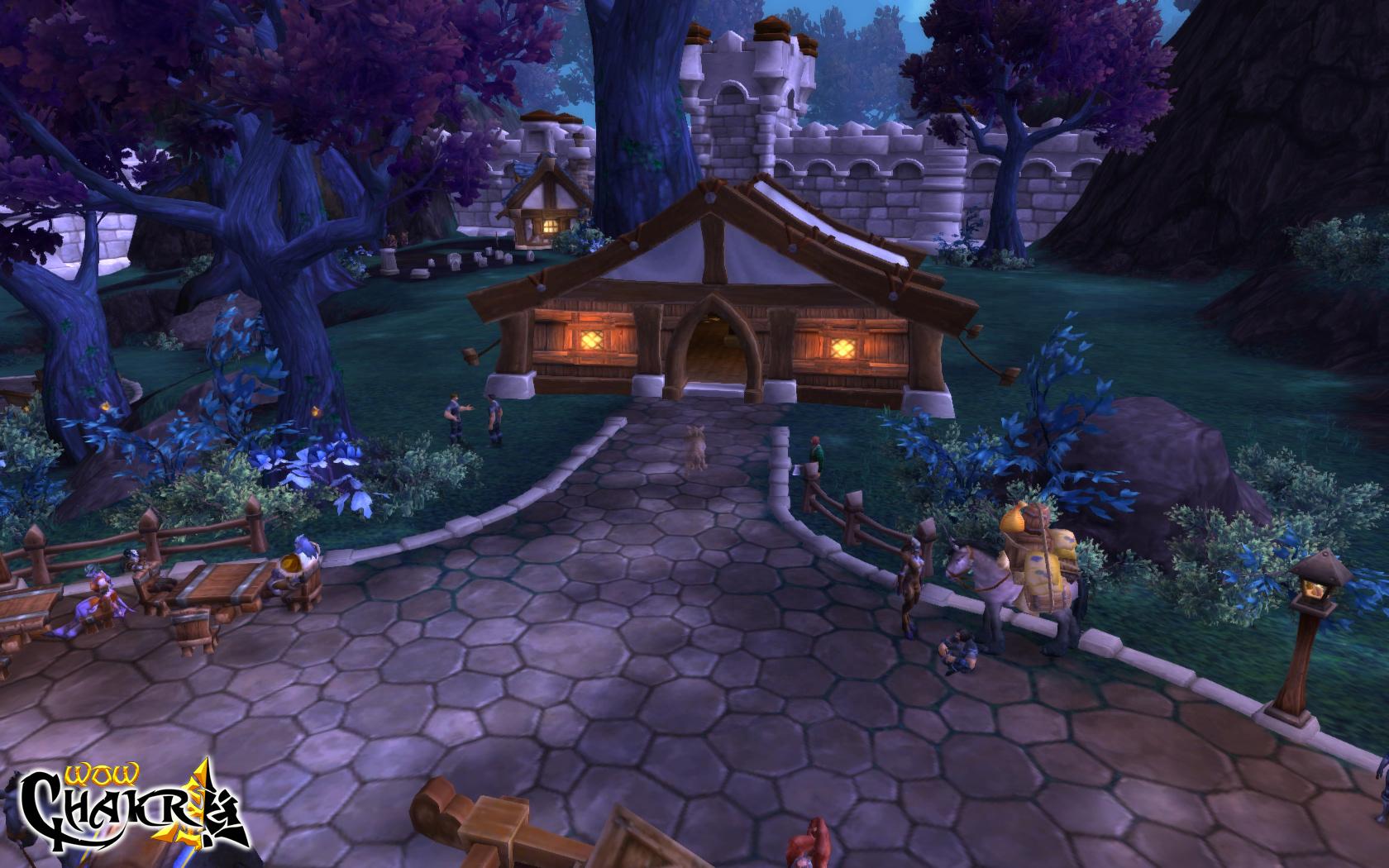 Edificios de la Ciudadela #5: el Cuartel (actualizado)