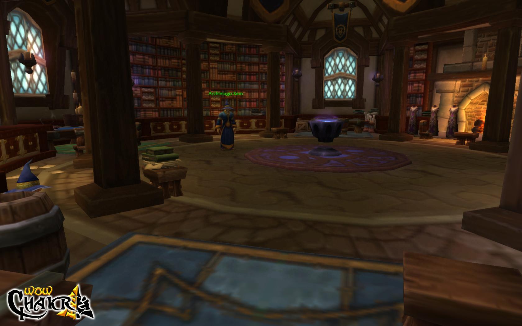 Edificios de la Ciudadela #7: Magia y Espíritu