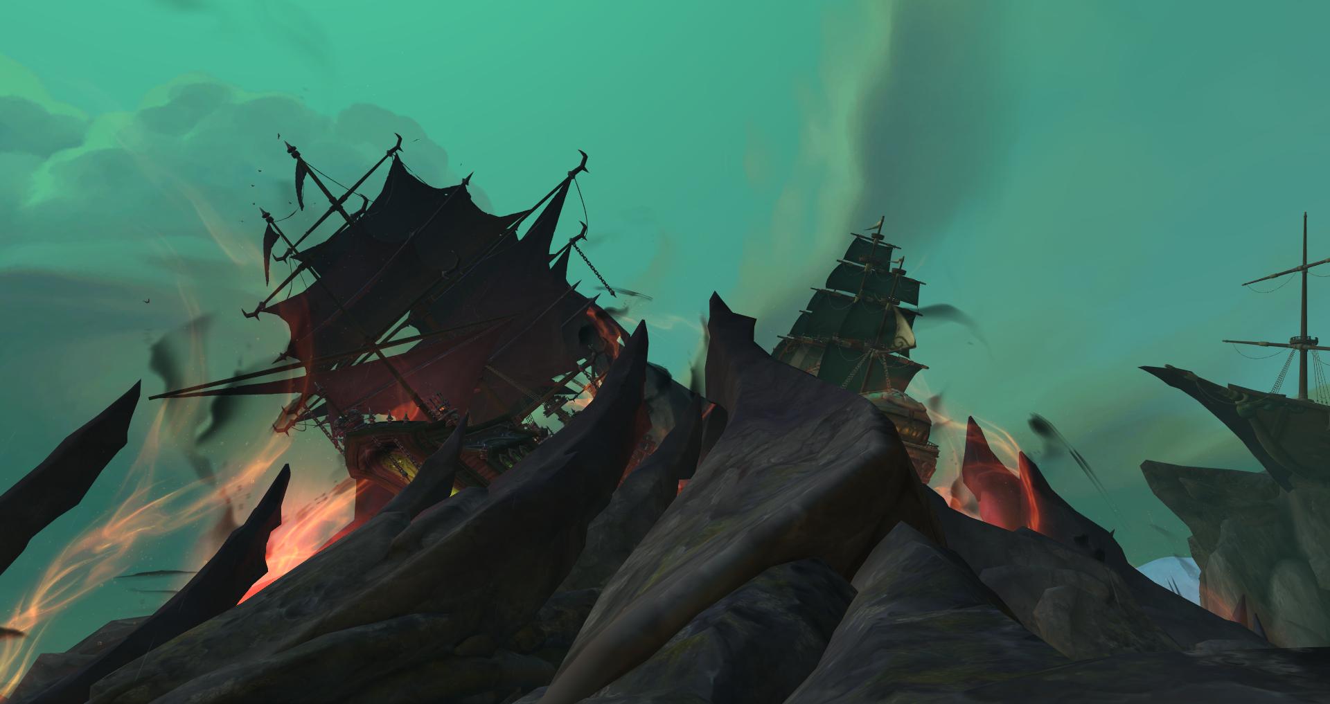 Primeras impresiones de Nazjatar (vista previa) | Hogar del Imperio Naga