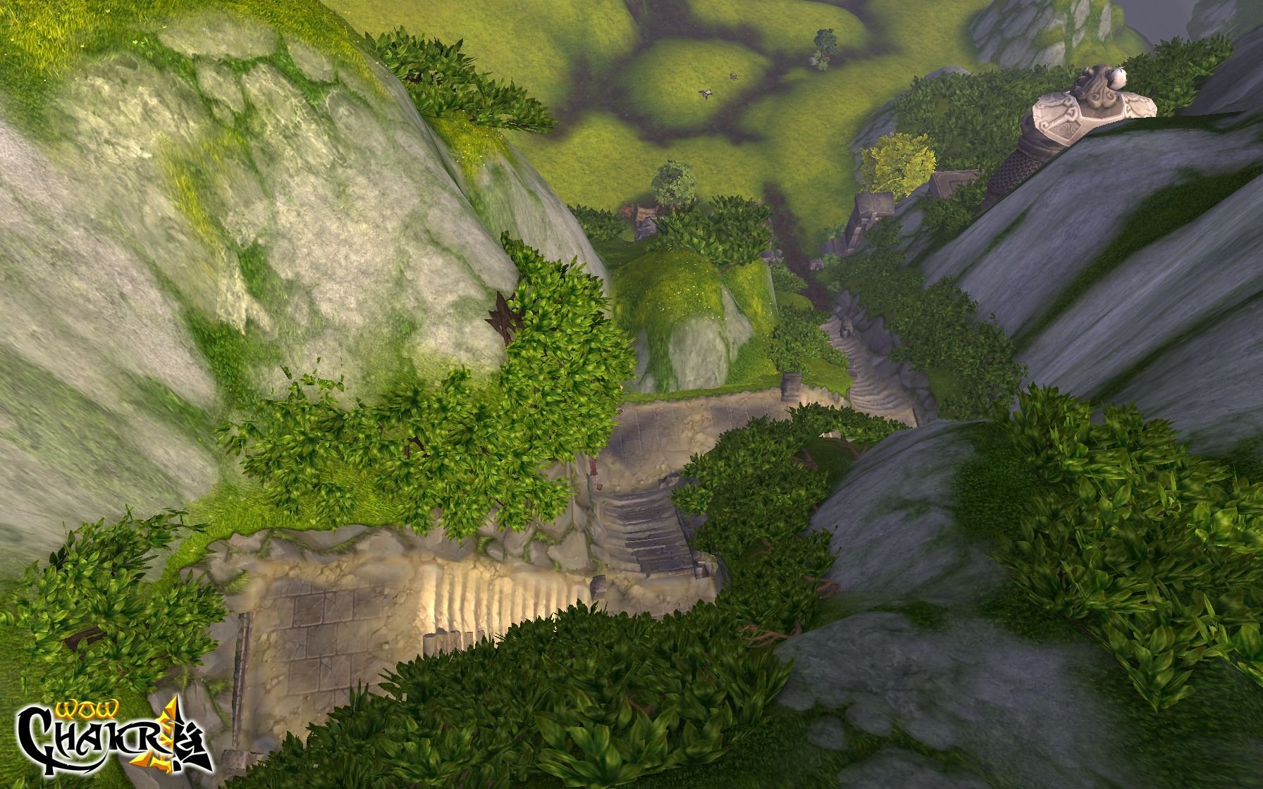 Nueva Zona: La Escalera Velada