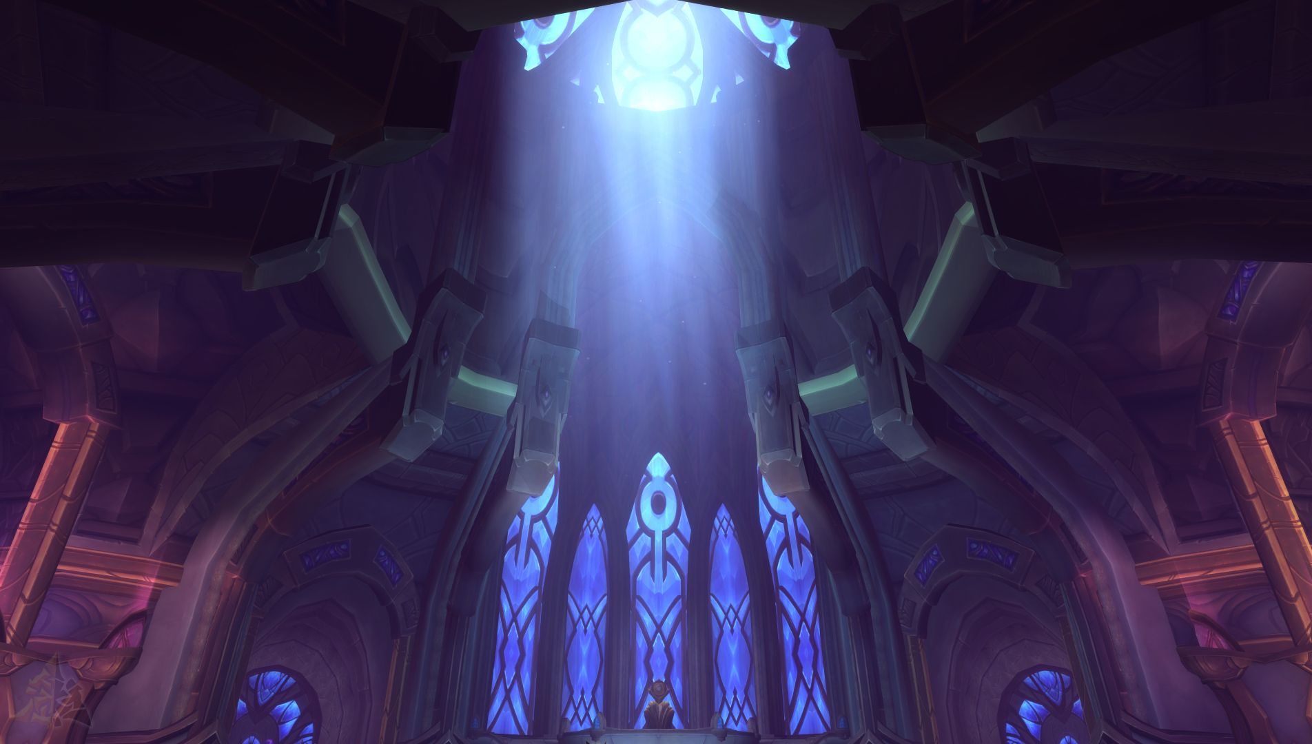 Sacerdote en Legion: Misiones de Artefacto y Salas de Clase