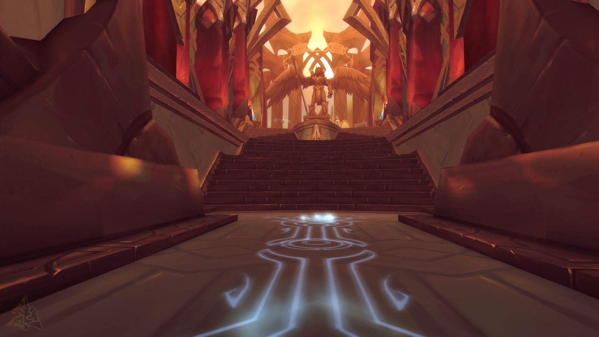 [Legion Beta] Mazmorra Las Cámaras de Valor