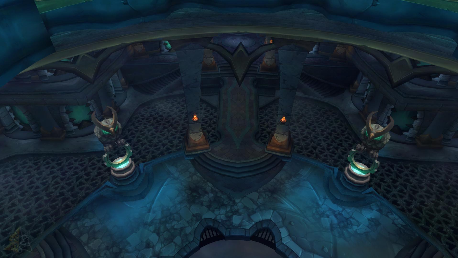 [Legion Beta] Mazmorra Cámara de las Celadoras