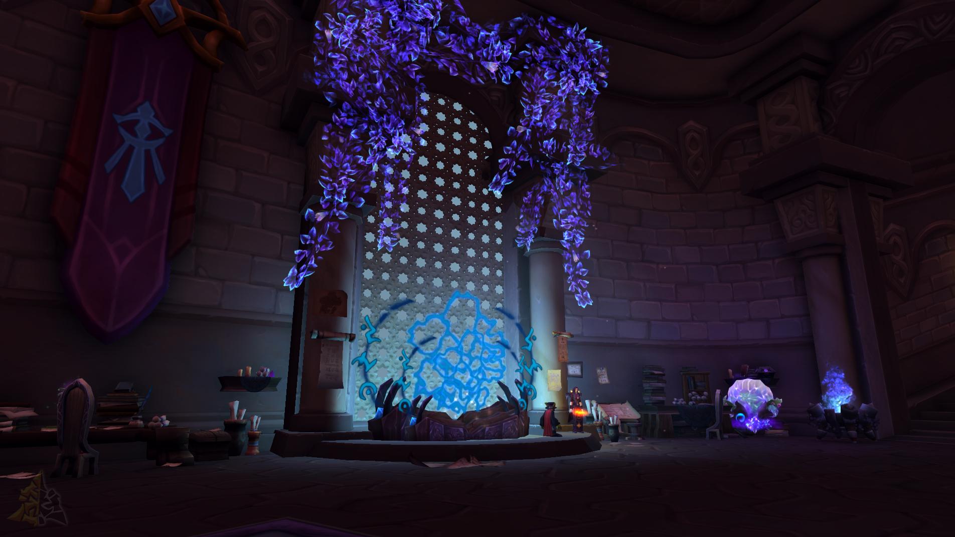 Mago en Legion: Misiones de Artefacto y Salas de Clase