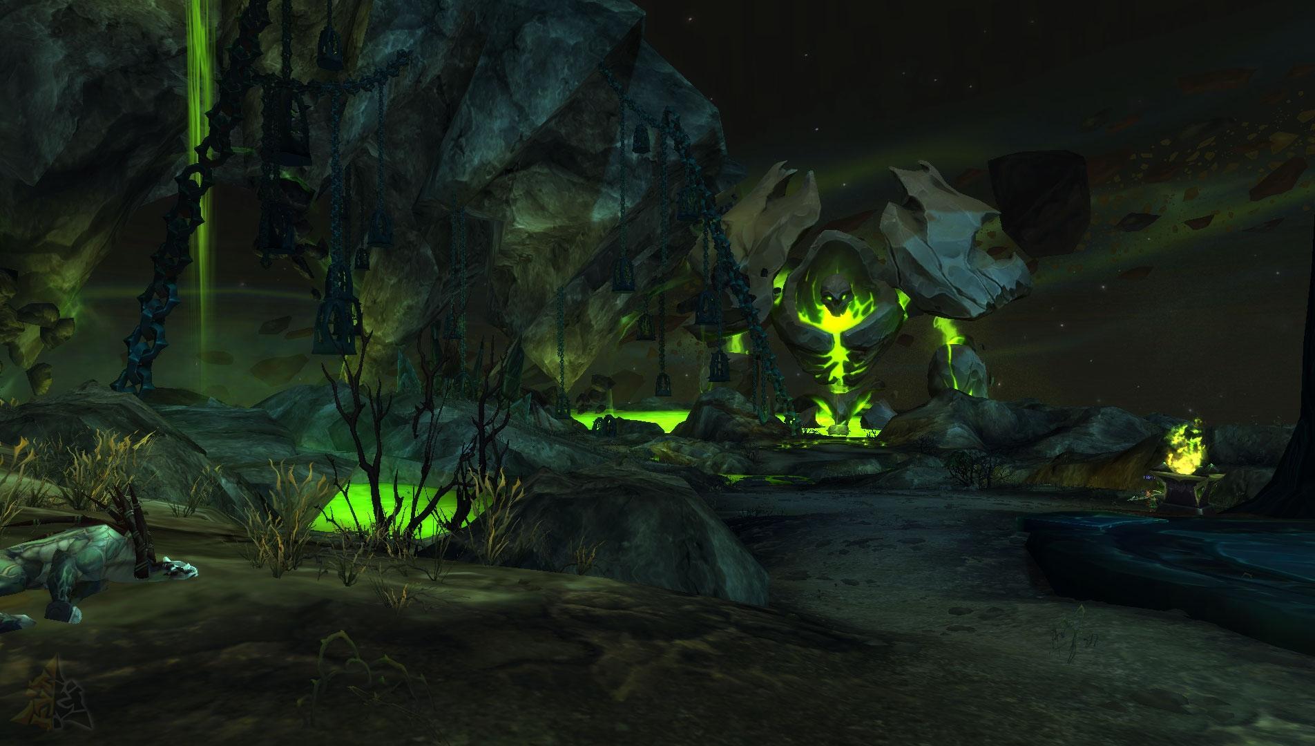 [Zonas de Legion] Mardum: Lore, Personajes e imágenes