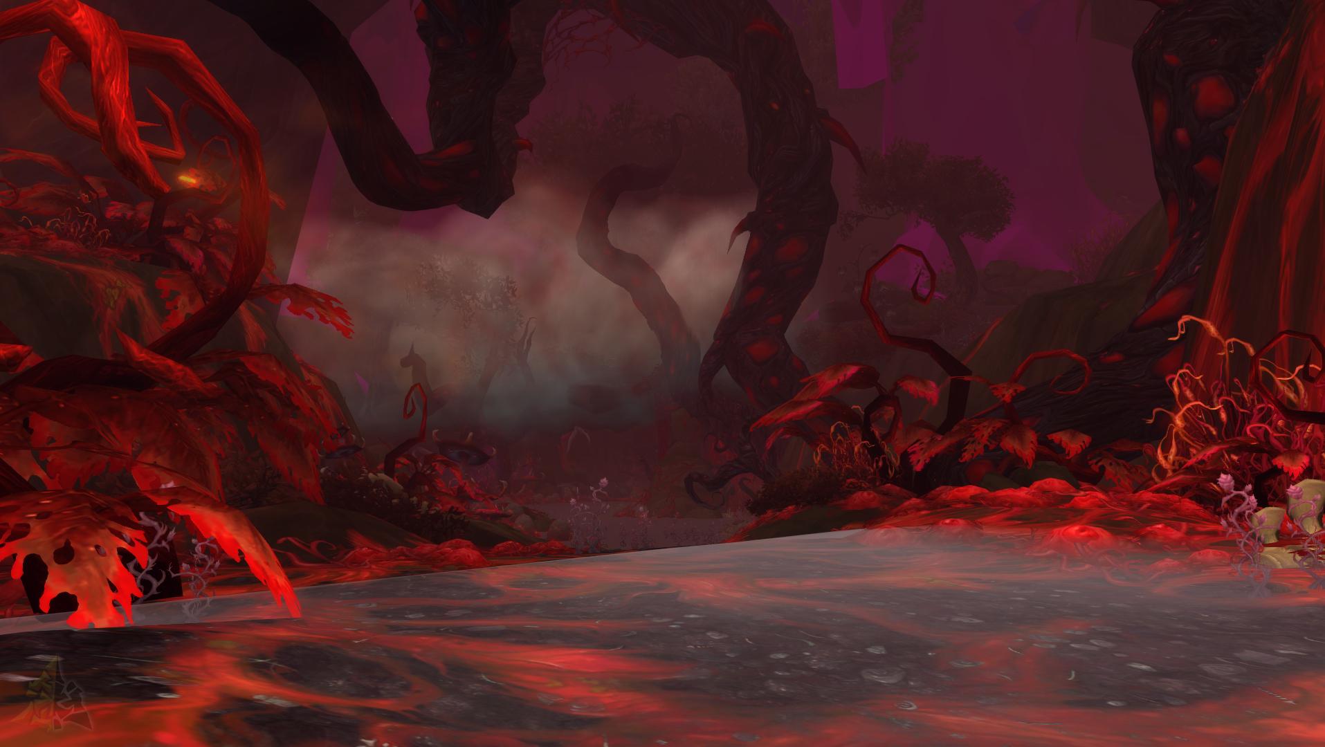 [Legion Beta] Mazmorra Arboleda Corazón Oscuro