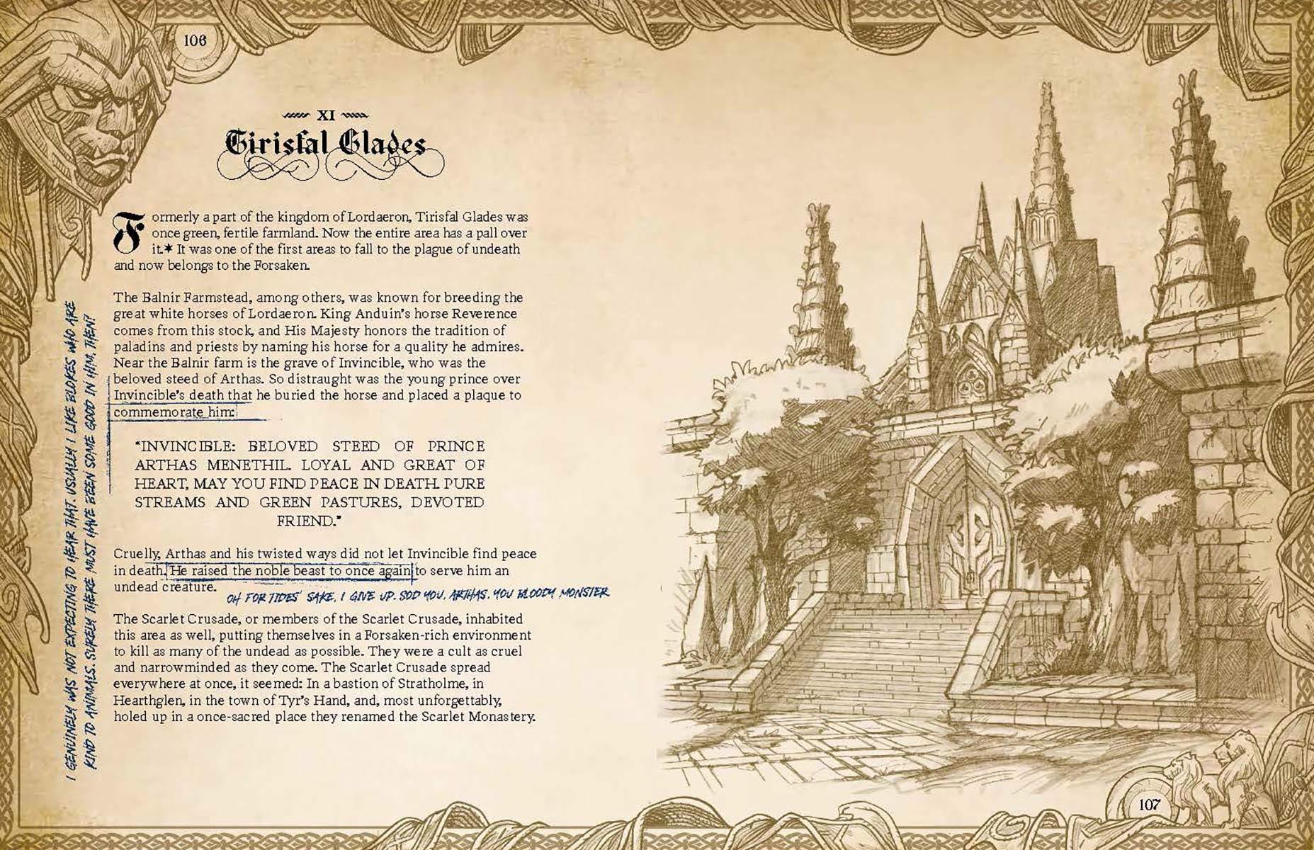 World of Warcraft. Explorando Azeroth: Los Reinos del Este ya tiene fecha en Español