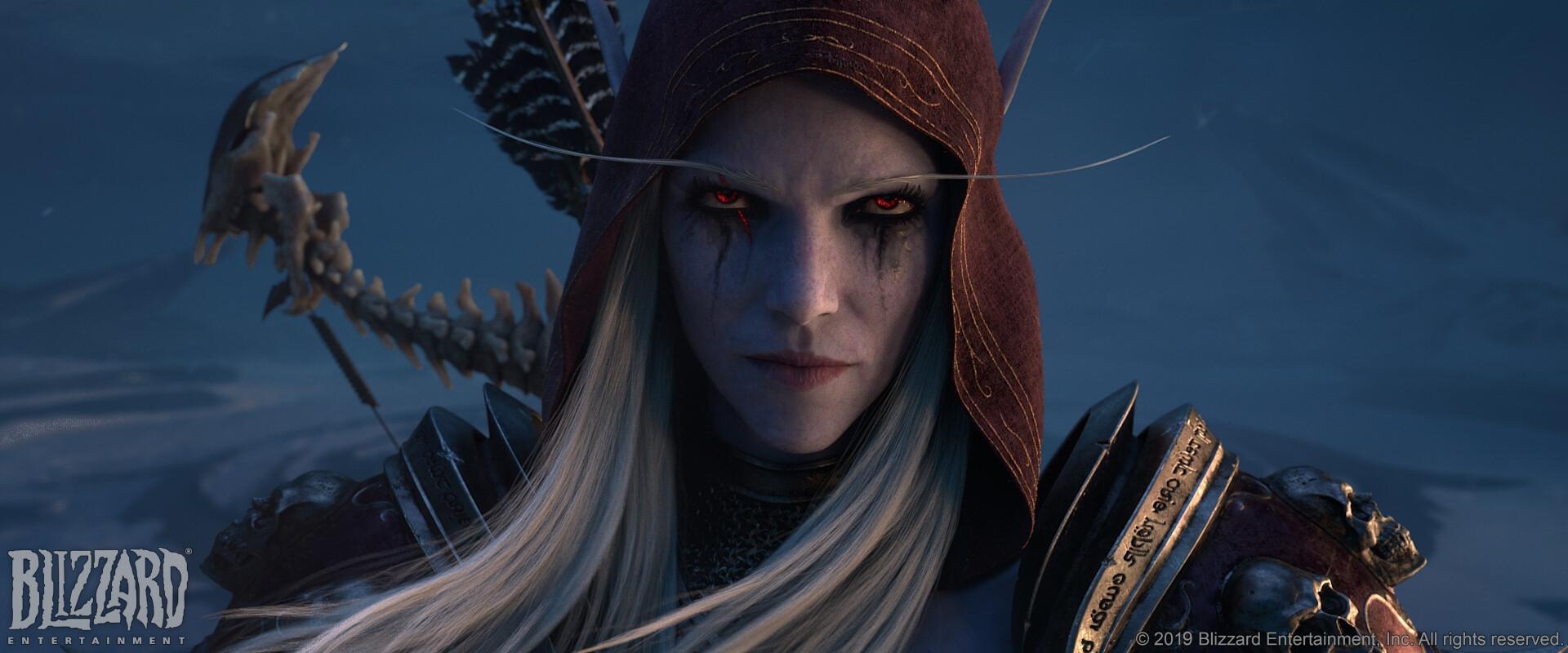 Artes oficiales de Blizzard, Cinemáticas y otros medios para BlizzCon 2019