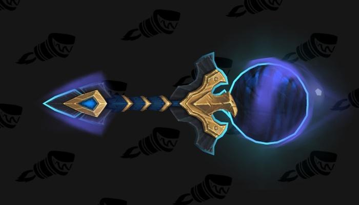 [Legion] Artefactos del Mago