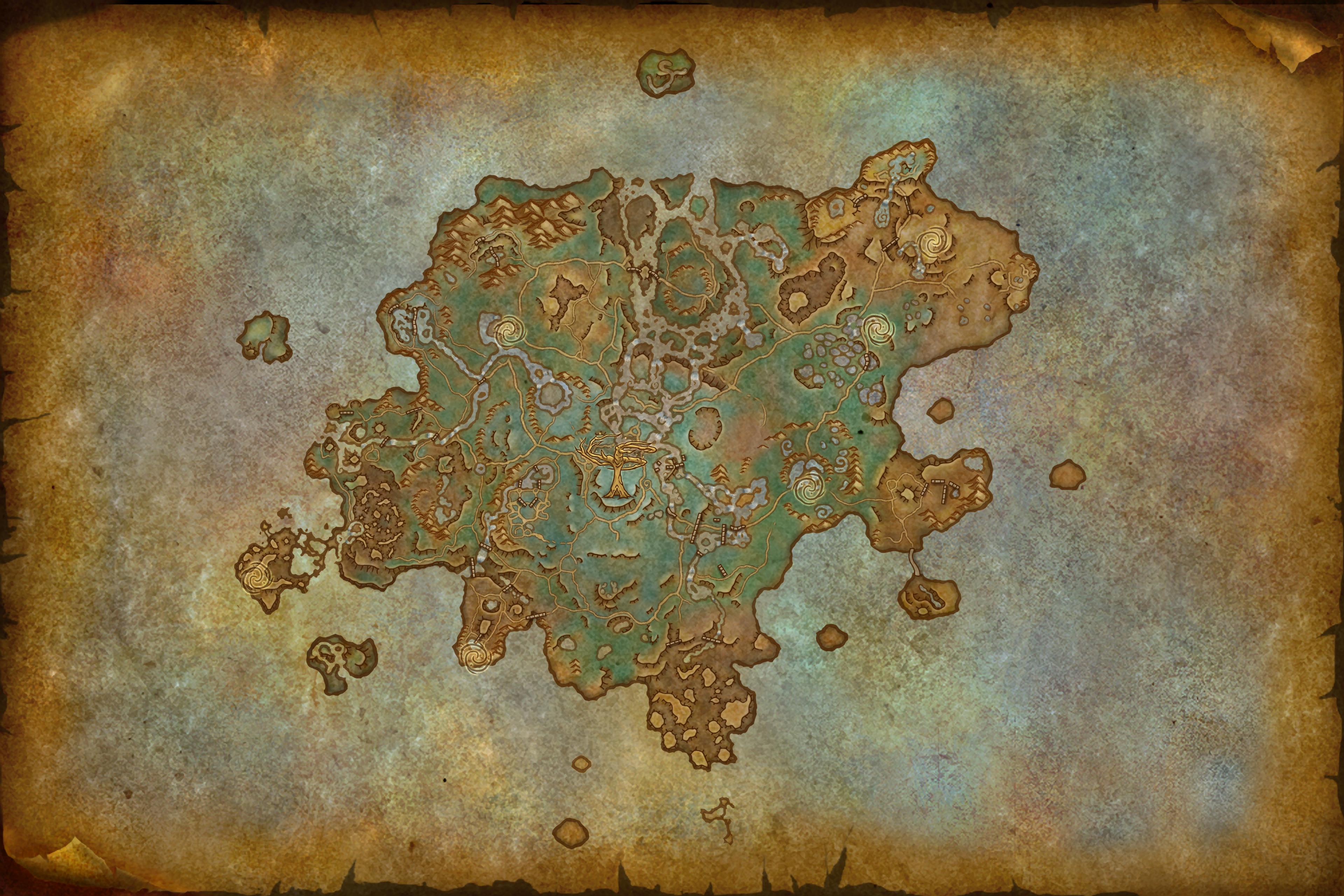 Shadowlands Alfa Build 9.0.1.34490 – Monturas, Mapas, Áreas, Globalstrings, Gestas e Instancias