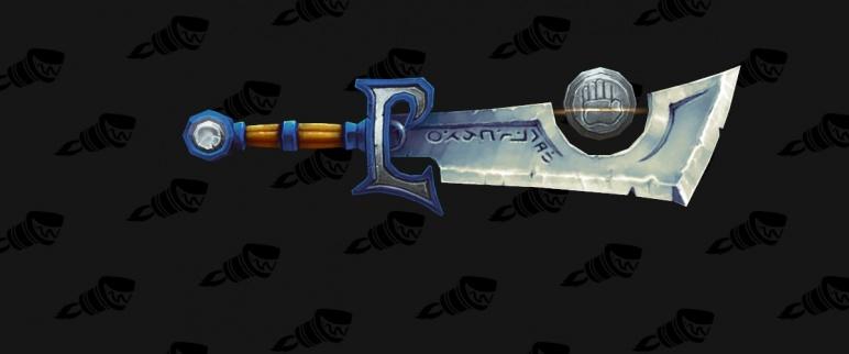[Legion] Artefactos del Paladín