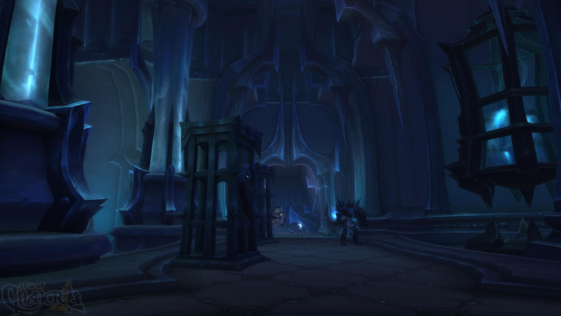 Primeras imágenes de Torghast, la Torre de los Condenados