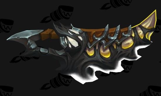 [Legion] Artefactos del Pícaro