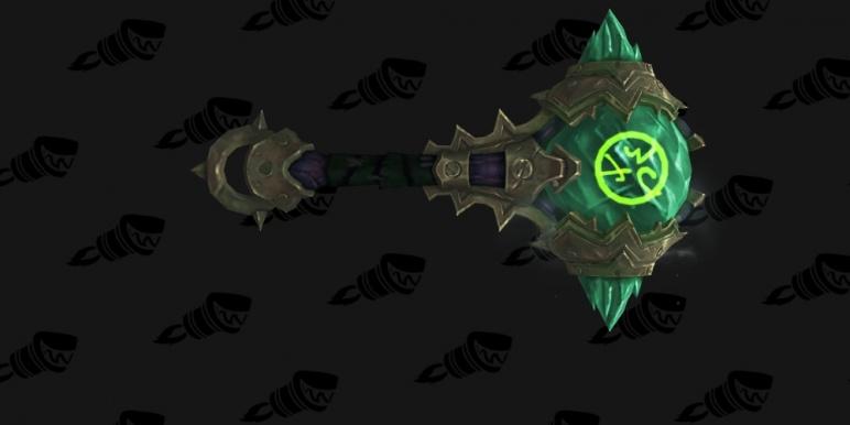 [Legion] Artefactos del Chamán