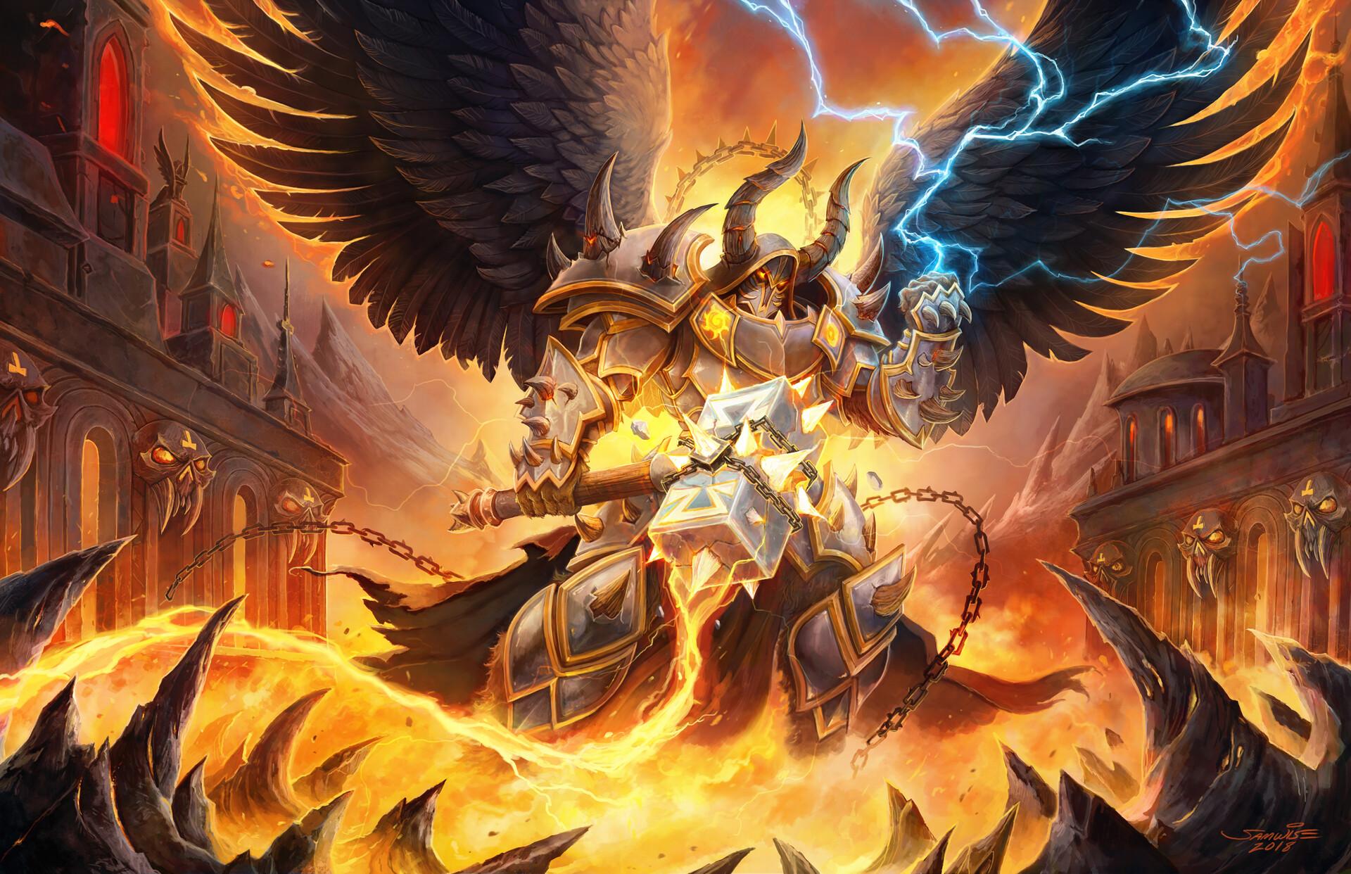 Nuevo libro del director artístico de Blizzard, Brutal: The Art of Samwise