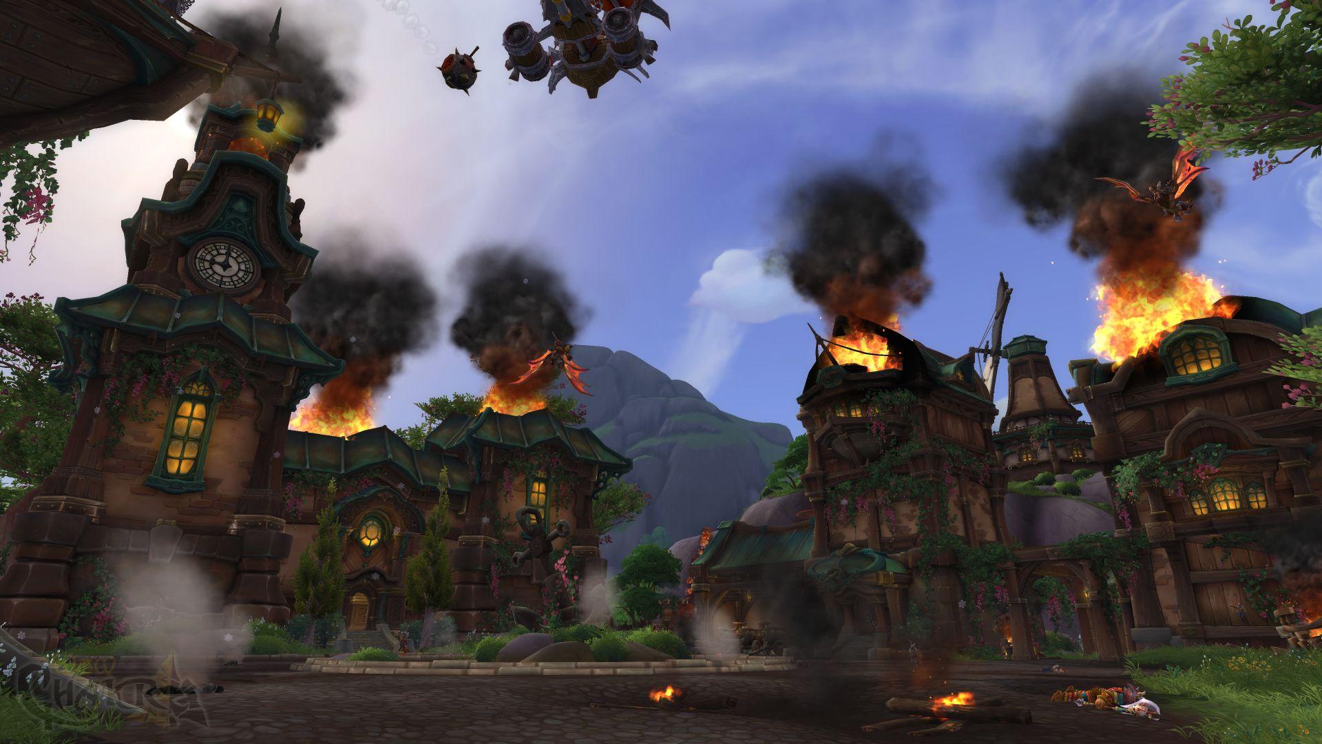 Guía Valle Canto de Tormenta | Zonas de Battle for Azeroth
