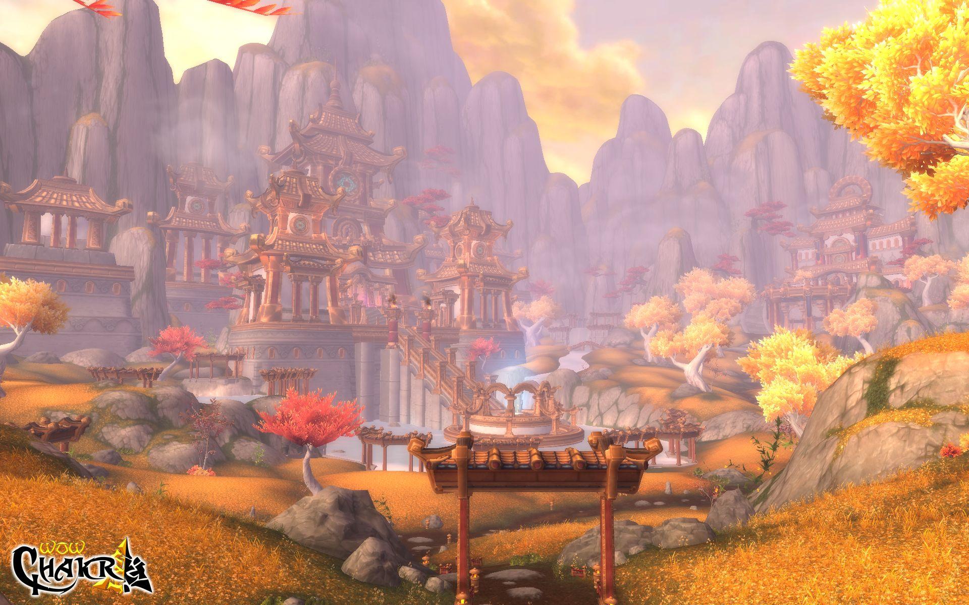 Nueva Zona: Valle de la Flor Eterna