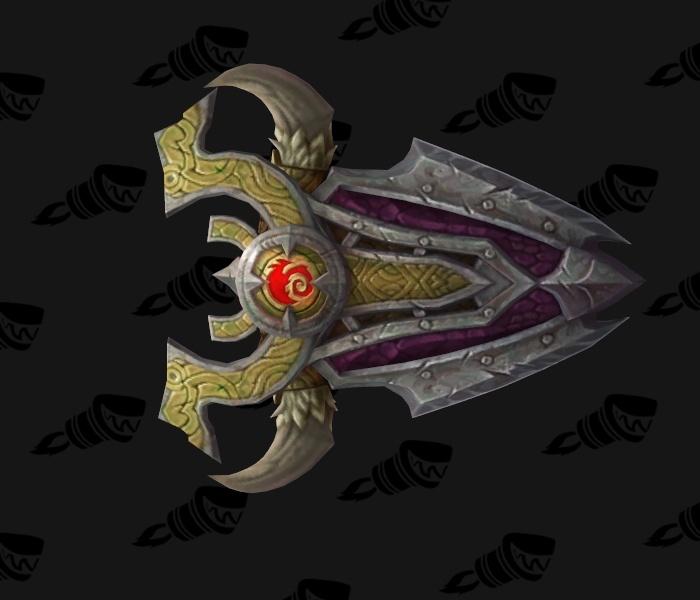 [Legion] Artefactos del Guerrero