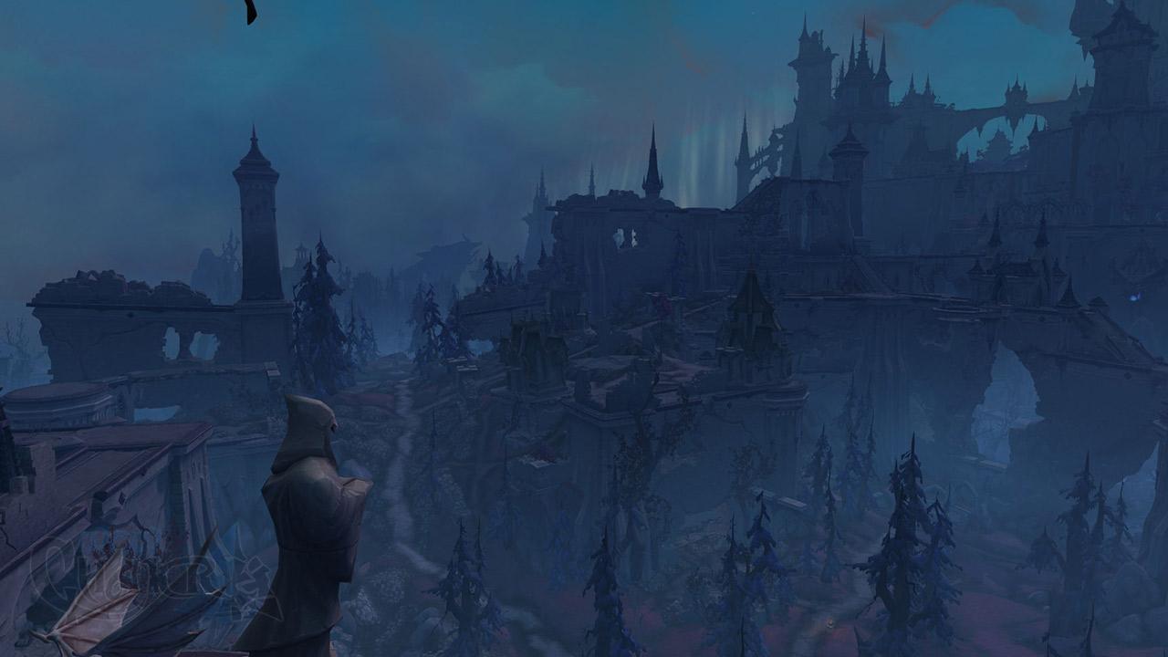 Zona de Revendreth en imágenes en Shadowlands
