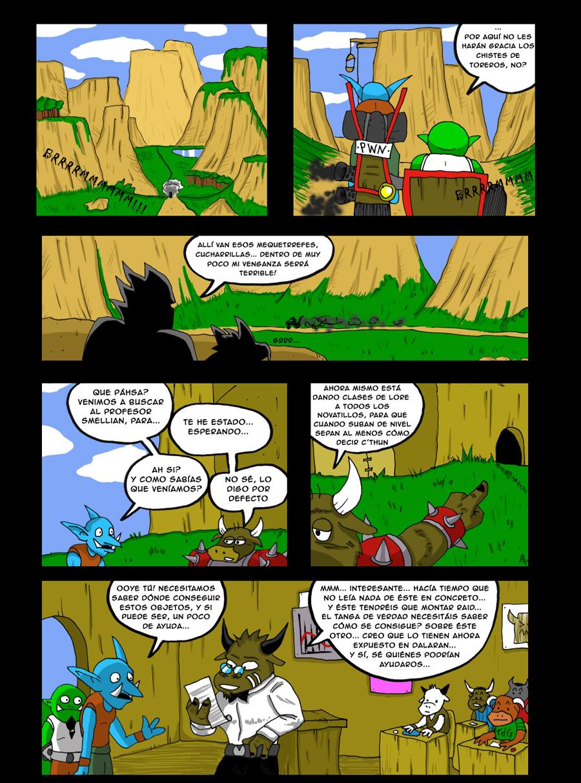 Cómic: The Quest Temporada 1 (completa)